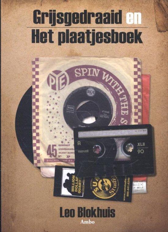 Afbeelding van Grijsgedraaid en het plaatjesboek