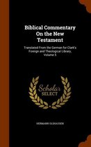 Biblical Commentary on the New Testament