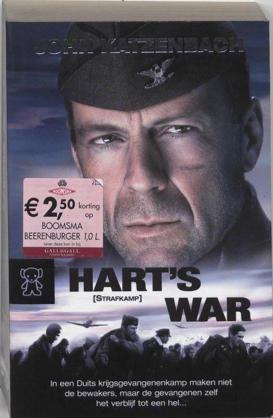 Cover van het boek 'Hart's War' van John Katzenbach