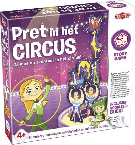 Afbeelding van het spel Story Game Pret in het Circus