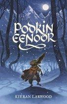 Boek cover Podkin Eenoor - Podkin Eenoor van Kieran Larwood (Onbekend)