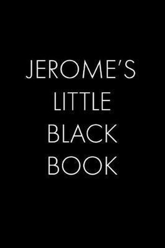 Jerome's Little Black Book