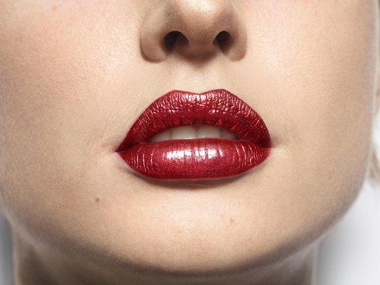 Rimmel London Lip Art Glitter Lipgloss - 140 Red-y or Not Red - Rimmel London