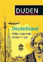 Duden/Deutschland - Alles, was man wissen muss