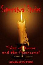 Omslag Supernatural Stories