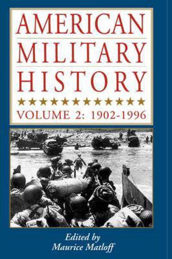 American Military History, Vol. 2