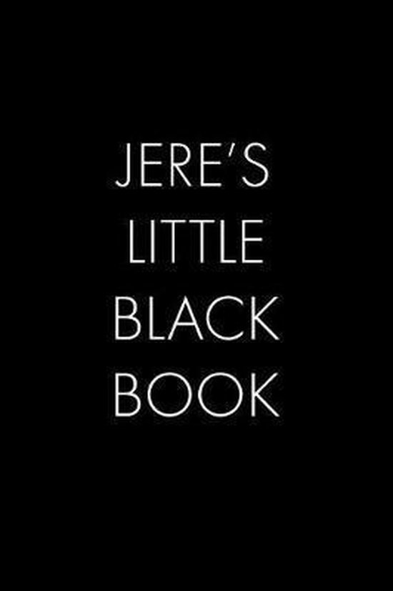 Jere's Little Black Book