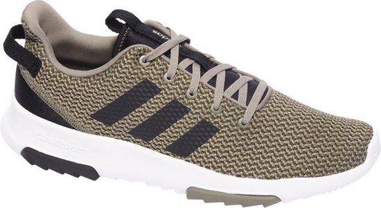 Adidas - Cloudfoam Racer Tr - Sneaker runner - Heren - Maat 40,5 -  Groen;Groene - Trace Olive F17