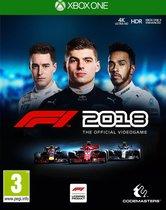 F1 2018 Standard Edition - Xbox One
