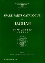 Jaguar S-Type 3.4/3.8 Parts Catalogue