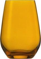 Schott Zwiesel Vina Spots Waterglas amber 42 - 0.4 Ltr - 6 stuks
