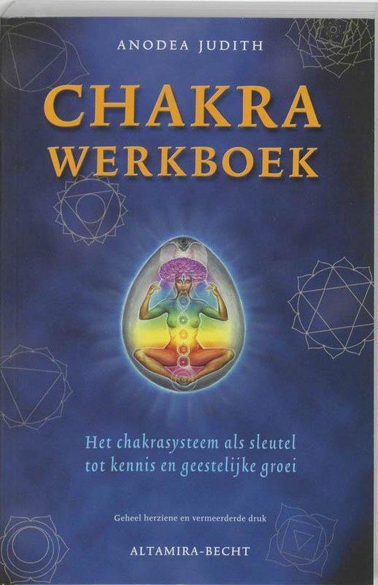 Boek cover Chakra werkboek van Anodea Judith (Paperback)