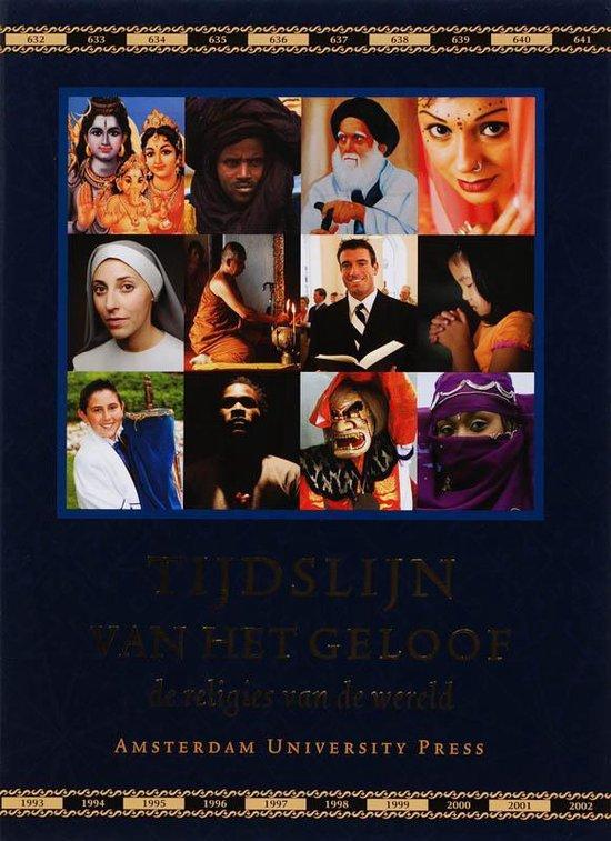 Tijdslijn van het geloof. De religies van de wereld - David Gibbons |