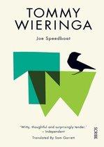 Omslag Joe Speedboat
