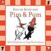 Sint en kerst met Pim en Pom