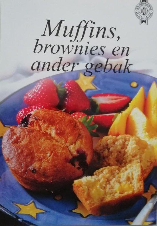 Muffins, brownies en ander gebak