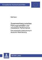 Zusammenhang Zwischen Fuehrungsverhalten Und Messbarer Performance
