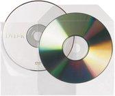 POCH.25 CD POCKET MET KLEP 3L