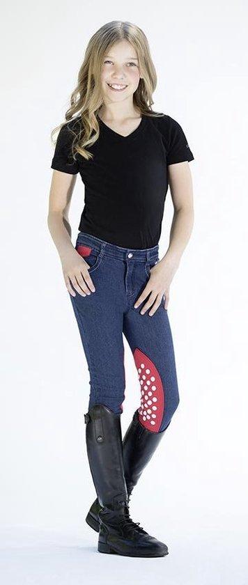 HKM rijbroek Minnie Mouse 140 jeans