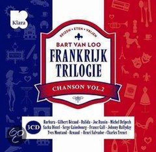 Frankrijk Trilogie - Chanson Volume 2