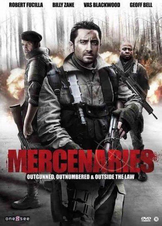 Cover van de film 'Mercenaries'