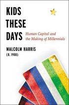 Boek cover Kids These Days van Malcolm Harris