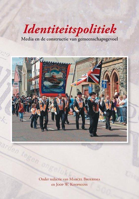 Identiteitspolitiek - Marcel Broersma  