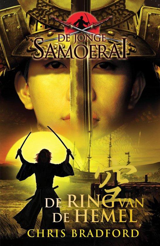 De jonge Samoerai 8 - De ring van de hemel - Chris Bradford |