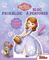 Disney Prikblok Sofia Met Prikpen En Viltmat 22 Cm