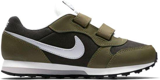 Nike MD Runner 2 (PSV) Sneakers GroenWit Maat 33