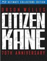 Citizen Kane (70th Anniversary Ultimate Collector's Edition) (Blu-ray + DVD)