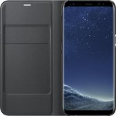 Samsung LED view cover - zwart - voor Samsung G950 Galaxy S8