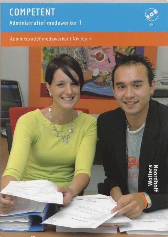 Competent / 2 / deel administratief medewerker 1 - J. Brochard |