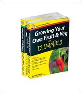 Self-sufficiency For Dummies Collection - Growing Your Own Fruit & Veg For Dummies/Keeping Chickens For Dummies UK Edition