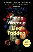 Boek cover Three Women van Lisa Taddeo (Onbekend)