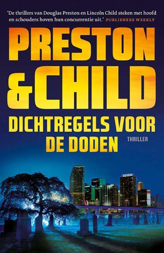 Pendergast 18 - Dichtregels voor de doden - Preston & Child |