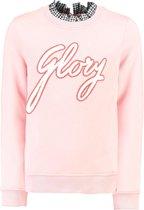 Garcia Meisjes sweater - rose garden - Maat 140/146