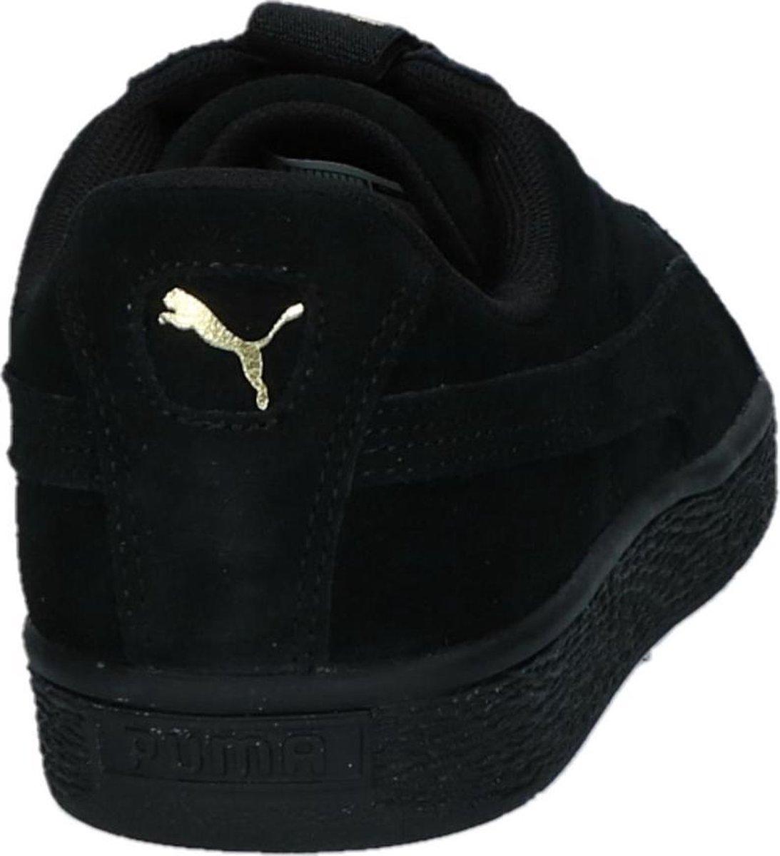| Puma Suede Maze Zwarte Sneakers