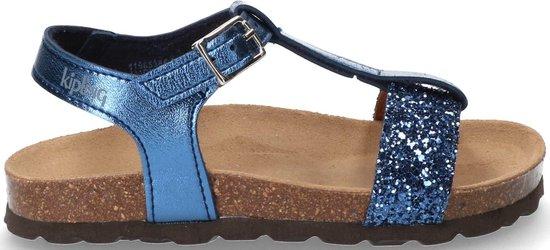 Kipling Vrouwen Sandalen Kleur: Blauw Maat: 28