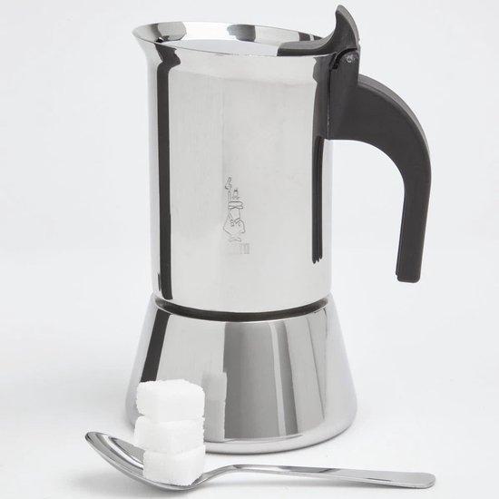 Bialetti Venus Espressomaker - 4 kops - ook voor inductie kookplaat