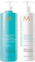 Moroccanoil - Moisture Repair - Shampoo & Conditioner DUO Set - 2x 500 ml