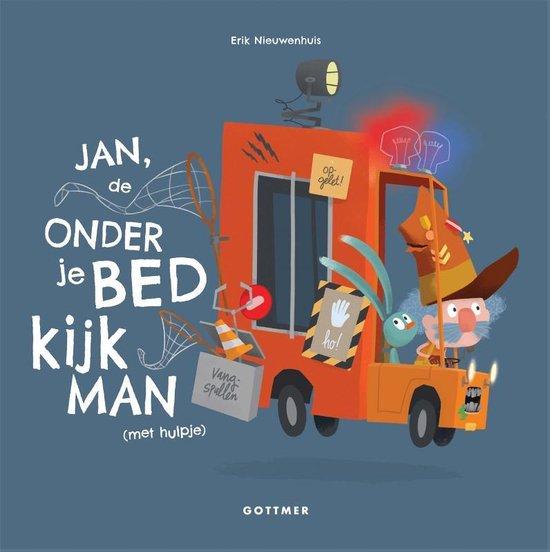 Jan, de Onderjebedkijkman (met hulpje) - Erik Nieuwenhuis |