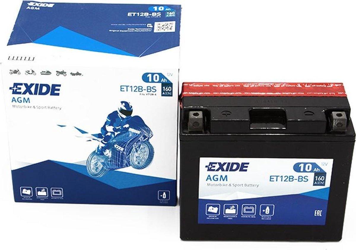 Exide ET12B-BS N