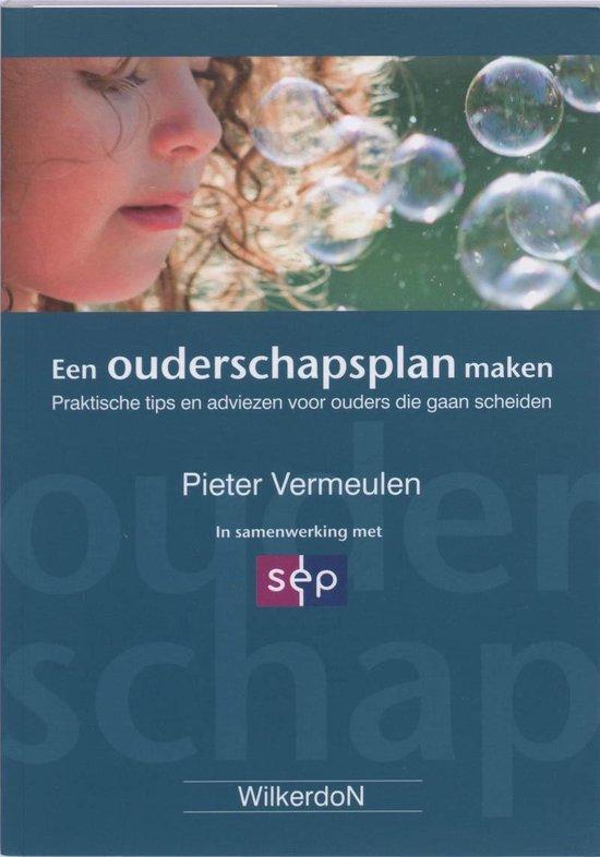 Een ouderschapsplan maken - Pieter Vermeulen