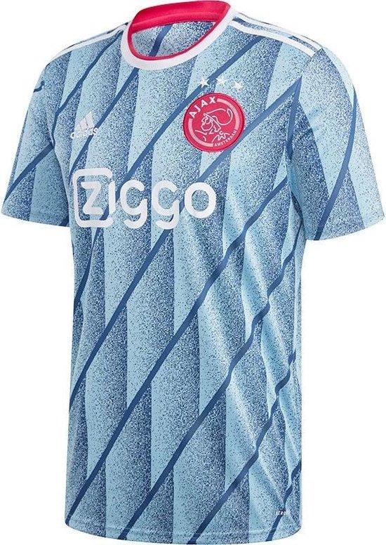 Officiële bedrukking Ajax uitshirt 2020 2021