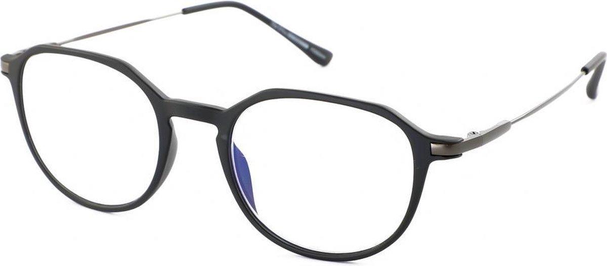 Leesbril Ofar Office Multifocaal CF0004A  zwart met blauwlicht filter +3.00 kopen