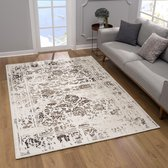 Basic Collection Vintage Vloerkleed Garcon -160x230 cm - Creme