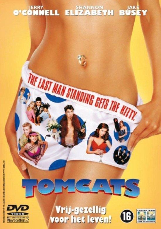 Cover van de film 'Tomcats'