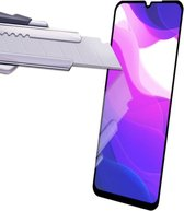 Xiaomi Mi 10 Lite Tempered Glass Screen Protector Zwart