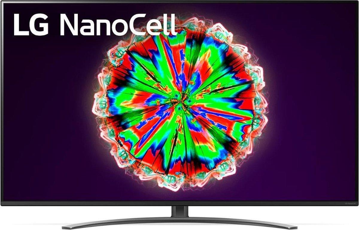 LG 65NANO813NA – 65 inch – 4K NanoCell – 2020